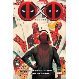 DEADPOOL UCCIDE DEADPOOL DELUXE RISTAMPA n. 1