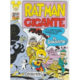 RAT MAN GIGANTE n. 30