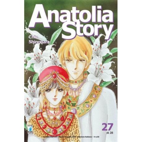 ANATOLIA STORY n. 27