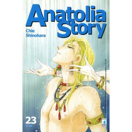ANATOLIA STORY n. 23