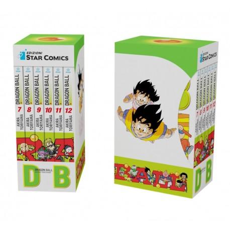 DRAGON BALL COLLECTION BOX n. 2