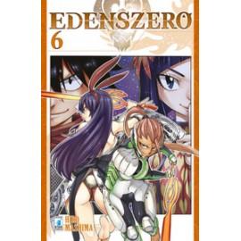 EDENSZERO DI HIRO MASHIMA n. 6