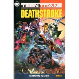 TEEN TITANS DEATHSTROKE TP TERMINUS AGENDA n. 1
