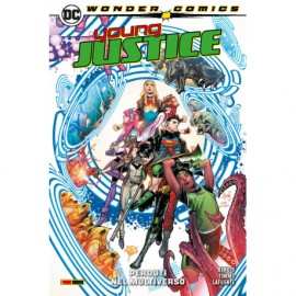 YOUNG JUSTICE TP n. 2