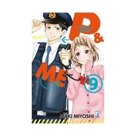 P e ME POLICEMAN AND ME DI MAKI MIYOSHI n. 9