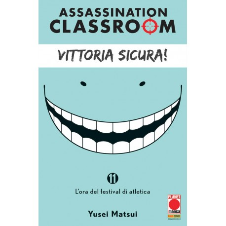 ASSASSINATION CLASSROOM ristampa n. 11