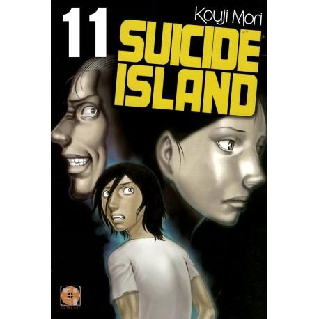 SUICIDE ISLAND n. 11