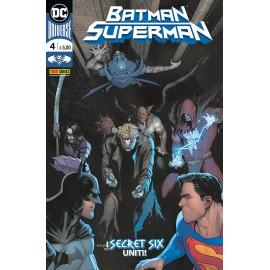 BATMAN SUPERMAN DC UNIVERSE 2020 n. 4