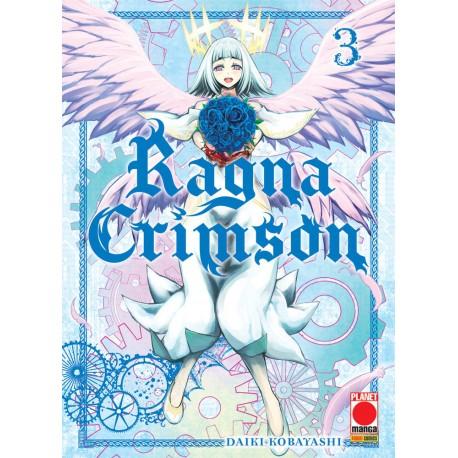 RAGNA CRIMSON DI DAIKI KOBAYASHI n. 3
