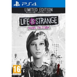 USATO Life is Strange: Before the Storm - Limited Edition PS4 USATO