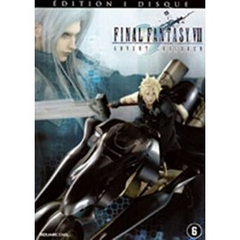USATO FINAL FANTASY VII ADVENT CHILDREN DVD USATO