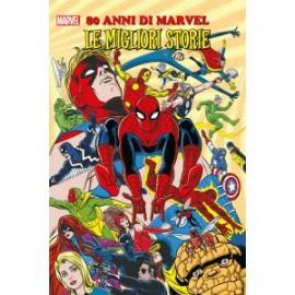 80 ANNI DI MARVEL LE MIGLIORI STORIE BOX n. 1