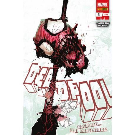 DEADPOOL NUOVO INIZIO 2020 n. 4
