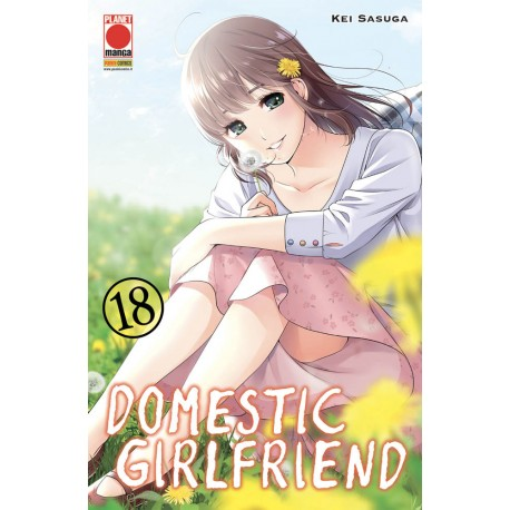 DOMESTIC GIRLFRIEND DI KEI SASUGA n. 18
