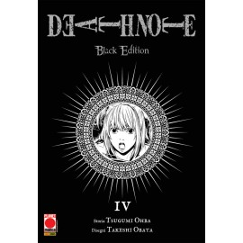 DEATH NOTE BLACK EDITION RISTAMPA n. 4