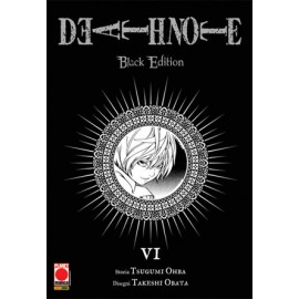 DEATH NOTE BLACK EDITION RISTAMPA n. 6
