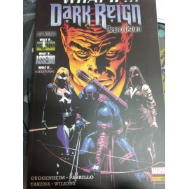 WHAT IF DARK REIGN REGNO OSCURO n. 1