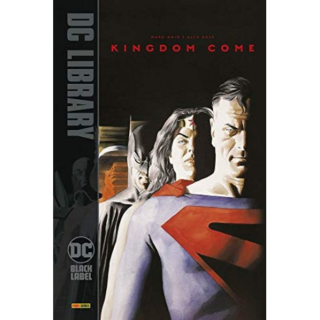 KINGDOM COME DC LIBRARY TP n. 1