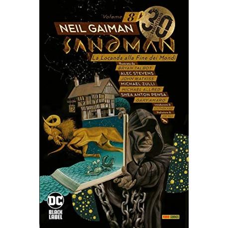 SANDMAN LIBRARY TP LOCANDA FINE DEI MONDI n. 8
