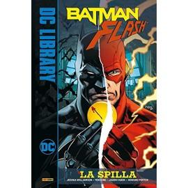 BATMAN FLASH LA SPILLA DC LIBRARY n. 1