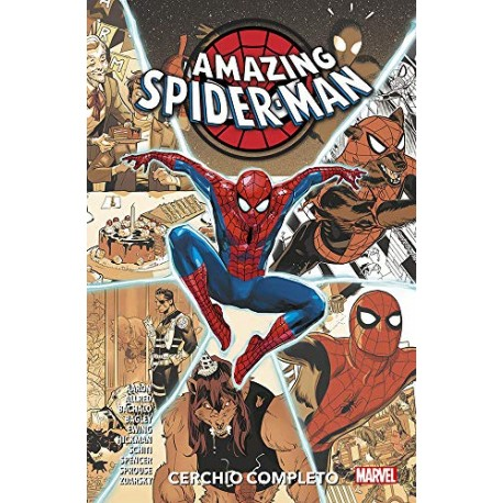 AMAZING SPIDERMAN CERCHIO COMPLETO TP n. 1