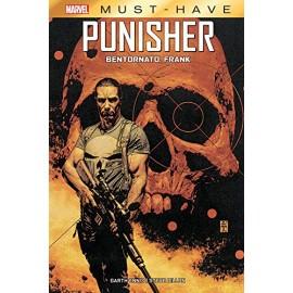 PUNISHER BENTORNATO FRANK MUST HAVE n. 1