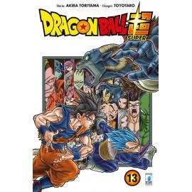 DRAGON BALL SUPER n. 13