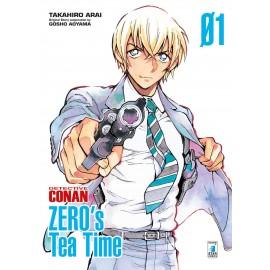 DETECTIVE CONAN ZERO'S TEA TIME DI TAKAHIRO ARAI n. 1