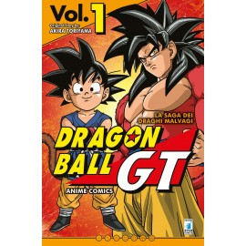 DRAGON BALL GT ANIME COMICS n. 1