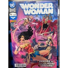WONDER WOMAN DC UNIVERSE 2020 n. 9
