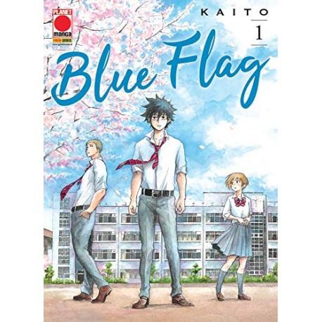BLUE FLAG DI KAITO RISTAMPA n. 1