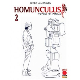 HOMUNCULUS RISTAMPA n. 2