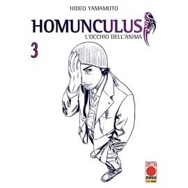 HOMUNCULUS RISTAMPA n. 3