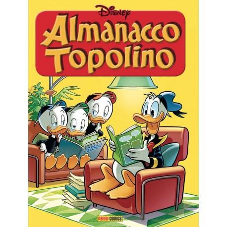 ALMANACCO TOPOLINO nuova edizione n. 1