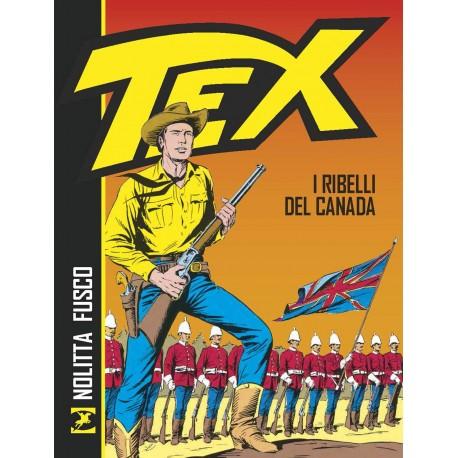 TEX E I RIBELLI DEL CANADA n. 1