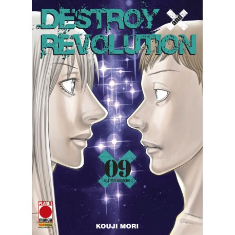 DESTROY AND REVOLUTION n. 9