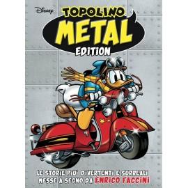 TOPOLINO METAL EDITION DI ENRICO FACCINI n. 1