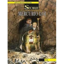 LE STORIE MERCURIO LOI DI BILOTTA E MOSCA n. 28