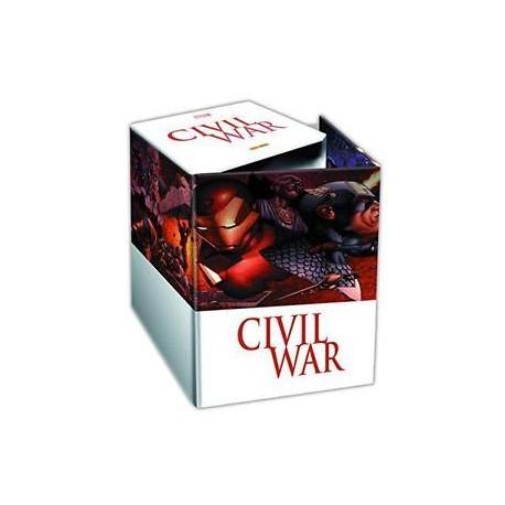 CIVIL WAR COFANETTO SERIE COMPLETA n. 1