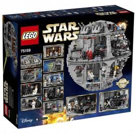 USATO Lego 75159 Star Wars Morte Nera USATO